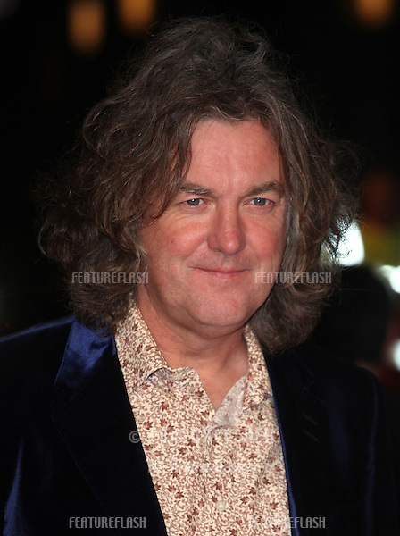 James May arriving at the World Premiere of Jack Reacher, at Odeon Leicester Square, London. 10/12/2012 Picture by: Alexandra Glen / Featureflash