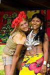 Tribu Embera, Rio Chagres, Parque Nacional Chagres / Embera tribe, Chagres River, Chagres national Park