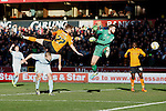 Wolverhampton Wanderers v Port Vale<br /> 1.3.2014<br /> Sky Bet League One<br /> Picture Shaun Flannery/Trevor Smith Photography<br /> Wolves Michael Jacobs beats Port Vale keeper Chris Neal but his attempt fly's wide.