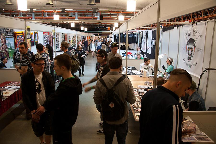 Copenhagen Inkfestival 2012