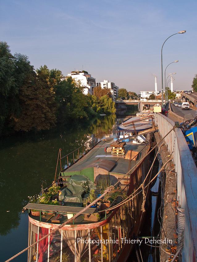 Issy les Moulineaux, 2003, Quartier de la Ferme