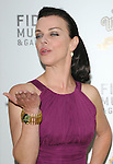 Debi Mazar at The Opening Night Gala for Warner Bros. Consumer Products' The Ruby Slipper Collection & Inspirations of Oz Fine Art Exhibition and the announcement of Warner Home Video's The Wizard of Oz Ultimate Collector's Edition Blu-ray & Dvd held at Fashion Institute of Design & Merchandising in Los Angeles, California on June 09,2009                                                                     Copyright 2009 DVS / RockinExposures
