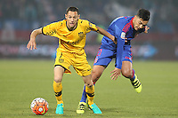 Futbol 2016 Amistoso Universidad de Chile vs Peñarol