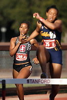Stanford Track and Field vs Cardinal Classic, April 20, 2018