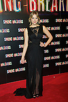 MADRI, ESPANHA, 21 FEVEREIRO 2013 - PRE ESTREIA - SPRING BREAKRS - Ashley Benson durante pre estreia do filme Spring Breakers em Madri capital da Espanha, nesta quinta-feira, 21. (FOTO: CESAR CEBOLA / ALFAQUI / BRAZIL PHOTO PRESS)..