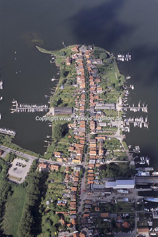 Deutschland, Schleswig- Holstein, Schlei, Arnis,