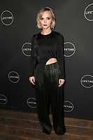 WEST HOLLYWOOD, CA - JANUARY 9: Christina Ricci at the Lifetime Winter Movies Mixer at Studio 4 in West Hollywood, California on January 9, 2019.  Credit:Faye Sadou/MediaPunch