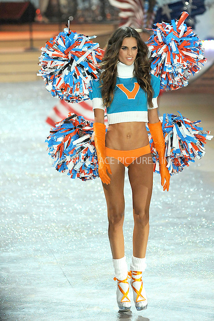 WWW.ACEPIXS.COM . . . . . .November 7, 2012...New York City.... Izabel Goulart walks the runway during the 2012 Victoria's Secret Fashion Show at the Lexington Avenue Armory on November 7, 2012 in New York City ....Please byline: KRISTIN CALLAHAN - ACEPIXS.COM.. . . . . . ..Ace Pictures, Inc: ..tel: (212) 243 8787 or (646) 769 0430..e-mail: info@acepixs.com..web: http://www.acepixs.com .