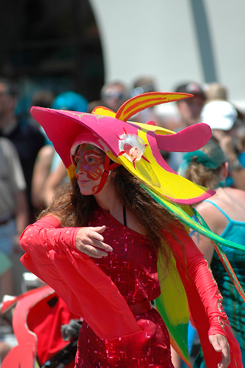 Santa Barbara Summer Solstice Parade 2006