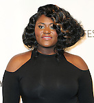 "Danielle Brooks at the 2014 PaleyFest ""Orange Is The New Black"", held at The Dolby Theatre in Los Angeles on March 14, 2014"