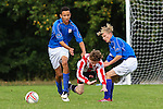 AFC Kempston Colts U16 Tigers v Lewsey Park Youth 28th September 2014