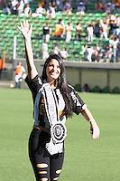 BELO HORIZONTE, MG, 06.04.2014 – CAMPEONATO MINEIRO 2014 – <br /> ATLÉTICO-MG X CRUZEIRO Musa do Atlético-MG durante jogo <br /> contra Cruzeiro valido pela final do Campeonato Mineiro 2014, no <br /> estádio Arena Independência, na tarde deste domingo (30) (Foto: <br /> MARCOS FIALHO / BRAZIL PHOTO PRESS)
