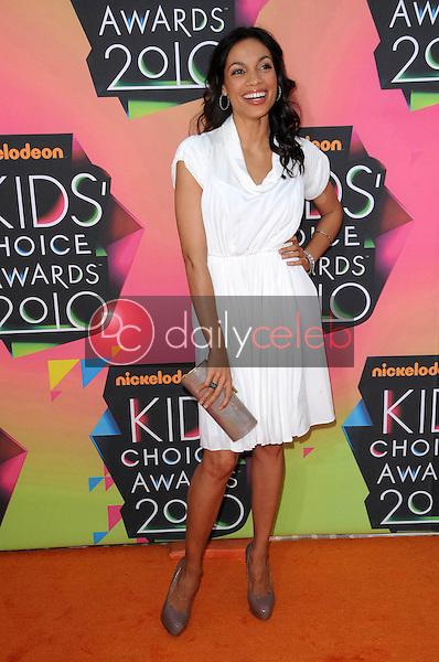 Rosario Dawson<br /> at the Nickelodeon's 23rd Annual Kids' Choice Awards, UCLA's Pauley Pavilion, Westwood, CA 03-27-10<br /> David Edwards/DailyCeleb.com 818-249-4998