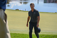 Thorbjorn Olesen (DEN) departs 18 following round 2 of the Arnold Palmer Invitational at Bay Hill Golf Club, Bay Hill, Florida. 3/8/2019.<br /> Picture: Golffile | Ken Murray<br /> <br /> <br /> All photo usage must carry mandatory copyright credit (&copy; Golffile | Ken Murray)