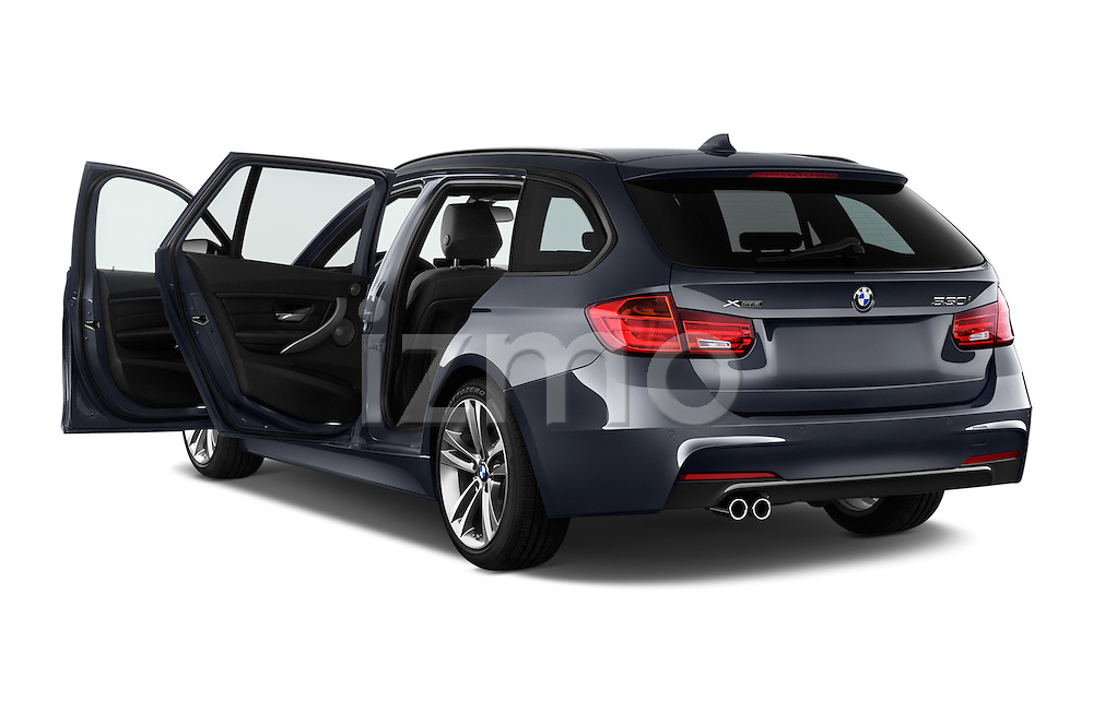 Car images of 2018 BMW 3-Series 328d-Sports-Wagon 5 Door Wagon Doors