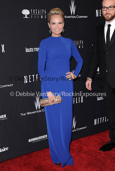 Kristin Chenoweth<br /> <br /> <br />  attends THE WEINSTEIN COMPANY & NETFLIX 2014 GOLDEN GLOBES AFTER-PARTY held at The Beverly Hilton Hotel in Beverly Hills, California on January 12,2014                                                                               © 2014 Hollywood Press Agency