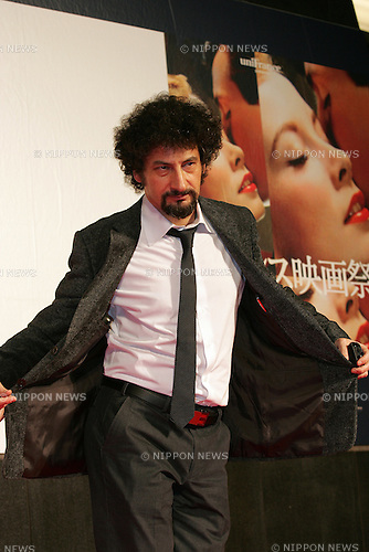 March 18, 2010 - Tokyo, Japan - Director Radu Mihaileanu attends the French Film Festival 2010 Opening Ceremony at Roppongi Hills on March 18, 2010 in Tokyo, Japan. (Laurent Benchana/Nippon News).