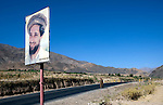 In Afghanistan's Panjsher Valley where life continues on amidst the upheavals of the recent elections and the endless war against the Taliban by the International Coalition. The scars of previous conflicts in the form of rusting , derelict Soviet tanks are a reminder that the local people do not give in easily. Posters of slain leader Ahmed Shah Massoud, the Lion of Panjsher, abound.  Massoud was the most moderate and popular of the anti-Soviet resistance leaders..Following the withdrawal of Soviet troops from Afghanistan and the subsequent collapse of the Soviet-backed government there, Massoud became Defense Minister in 1992 under former Afghan President Burhanuddin Rabbani. Following the collapse of Rabbani's government and the rise of the Taliban in 1996, Massoud returned to the role of an armed opposition leader, serving as the military commander of the United Islamic Front for the Salvation of Afghanistan..On September 9, 2001, two days prior to the September 11 attacks in the United States, Massoud was assassinated in Takhar Province of Afghanistan by suspected al-Qaeda agents.Burqua clad women walk the dusty streets in Afghanistan's Panjsher Valley where life continues on amidst the upheavals of the recent elections and the endless war against the Taliban by the International Coalition. The scars of previous conflicts in the form of rusting , derelict Soviet tanks are a reminder that the local people do not give in easily. Posters of slain leader Ahmed Shah Massoud, the Lion of Panjsher, abound.  Massoud was the most moderate and popular of the anti-Soviet resistance leaders..Following the withdrawal of Soviet troops from Afghanistan and the subsequent collapse of the Soviet-backed government there, Massoud became Defense Minister in 1992 under former Afghan President Burhanuddin Rabbani. Following the collapse of Rabbani's government and the rise of the Taliban in 1996, Massoud returned to the role of an armed opposition leader, serving as the military comm