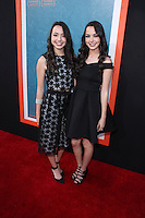 """Vanessa Merrell, Veronica Merrell<br /> at the """"Me and Earl and the Dying Girl"""" Los Angeles Premiere, Harmony Gold Theater, Los Angeles, CA 06-03-15<br /> David Edwards/Dailyceleb.com 818-249-4998"""