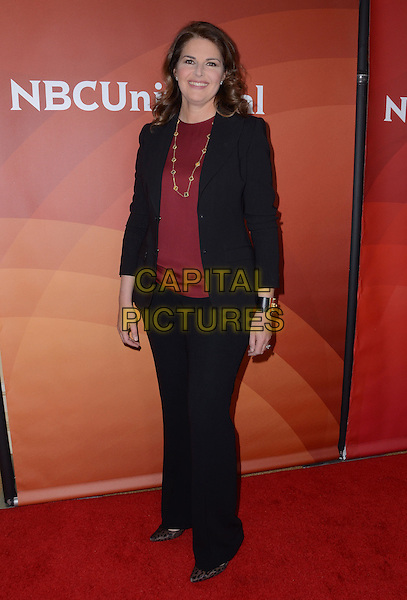 14 January  - Pasadena, Ca - Elizabeth Blau. NBC Universal Press Tour Day 2 held at The Langham Huntington Hotel.  <br /> CAP/ADM/BT<br /> &copy;BT/ADM/Capital Pictures