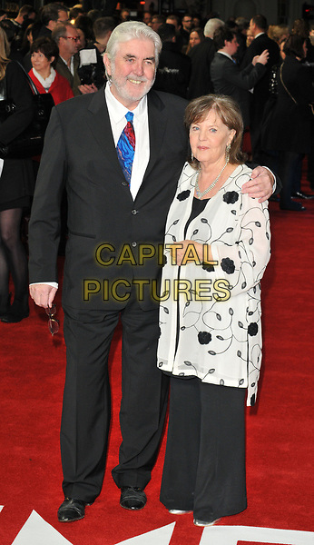 John Alderton and Pauline Collins at the &quot;The Time of Their Lives&quot; world film premiere, Curzon Mayfair cinema, Curzon Street, London, England, UK, on Wednesday 08 March 2017.<br /> CAP/CAN<br /> &copy;CAN/Capital Pictures