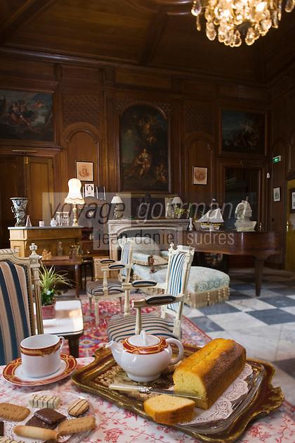 Europe/France/Bretagne/35/Ille et Vilaine/Saint-Malo: Château Hôtel du Colombier, Petit Paramé