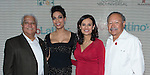 Paul Chavez Rosario Dawson Maria Teresa Kumar and Arturo Rodtiguez attends the Cesar Chavez Premiere at The Newseum Walter and Leonore Annenberg Theater on March 18, 2014 in Washington, D.C., hosted by Voto Latino