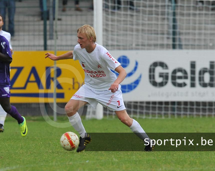 KV Kortrijk : Olivier Verstraete.foto VDB / BART VANDENBROUCKE