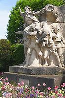 Sculpteur Jean BOUCHER<br /> Centre-Ville