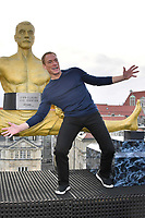 www.acepixs.com<br /> <br /> December 14 2017, Munich<br /> <br /> Jean-Claude Van Damme appeared at a photocall to promote the Amazon TV series 'Jean Claude Van Johnson' on December 14 2017 in Munich, Germany<br /> <br /> By Line: Famous/ACE Pictures<br /> <br /> <br /> ACE Pictures Inc<br /> Tel: 6467670430<br /> Email: info@acepixs.com<br /> www.acepixs.com