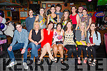 Elizabeth Hayes, Tralee Celebrates her 18th birthday with family and friends at the Huddle Bar on Saturday