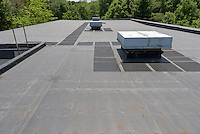Roof Replacement For Lower Fairfield Center 148 Silvermine Avenue Norwalk, CT<br /> Connecticut State Project No: BI-NN-673<br /> Architect: Kenneth Boroson Architects, LLC  Contractor: Greenwood Industries, Inc<br /> James R Anderson Photography New Haven CT photog.com<br /> Date of Photograph: 2 June 2016<br /> Camera View: 03 - Administration Building