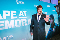 "NEW YORK - NOVEMBER 14: Benicio Del Toro attends the premiere of Showtime's limited series ""Escape at Dannemora"" at Alice Tully Hall in Lincoln Center on November 14, 2018 in New York City. (Photo by Kena Betancur/Showtime/PictureGroup)"