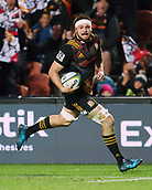June 3rd 2017, FMG Stadium, Waikato, Hamilton, New Zealand; Super Rugby; Chiefs versus Waratahs;  Chiefs flanker Mitchell Brown during the Super Rugby rugby match
