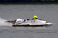 V-8   (PRO Outboard Hydroplane)