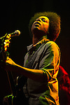 Alex Cuba opens for Michael Kaeshammer at the Vogue Theatre, June 21, 2013 TD Vancouver International Jazz Festival