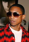 "UNIVERSAL CITY, CA. - March 12: Pharrell Williams of N.E.R.D. arrives at the Los Angeles premiere of ""Fast & Furious"" at the Gibson Amphitheatre on March 12, 2009 in Universal City, California."