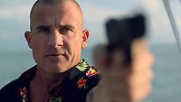 Isolation (2015)<br /> Dominic Purcell <br /> *Filmstill - Editorial Use Only*<br /> CAP/FB<br /> Image supplied by Capital Pictures