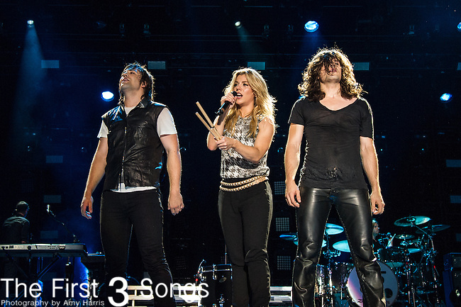 The Band Perry - Kimberly Perry, Reid Perry, and Neil Perry