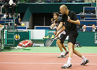22-2-08, Netherlands, Rotterdam,  ABNAMROWTT 2008, Wessels+Haase