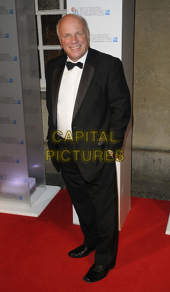 Greg Dyke.attended the 56th BFI London Film Festival Awards 2012, Banqueting House, Whitehall, London, England, UK, 20th October 2012..full length black bow tie tuxedo .CAP/CAN.©Can Nguyen/Capital Pictures.