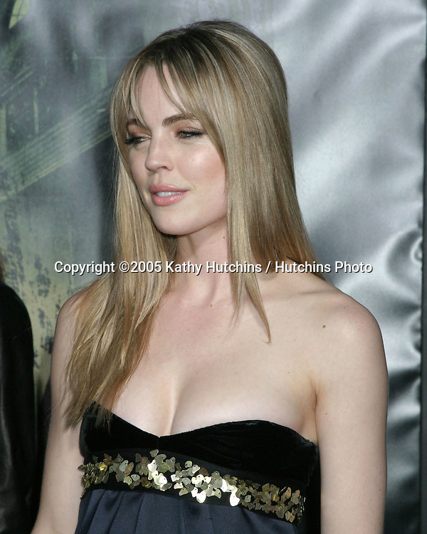 Melissa George.The Amitville Horror Premiere.ArcLight Theater.Los Angeles, CA.April 7, 2005.@2005 Kathy Hutchins / Hutchins Photo.