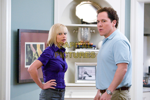 JAIME PRESSLY & JON FAVREAU.in I Love You, Man .*Filmstill - Editorial Use Only*.CAP/FB.Supplied by Capital Pictures.