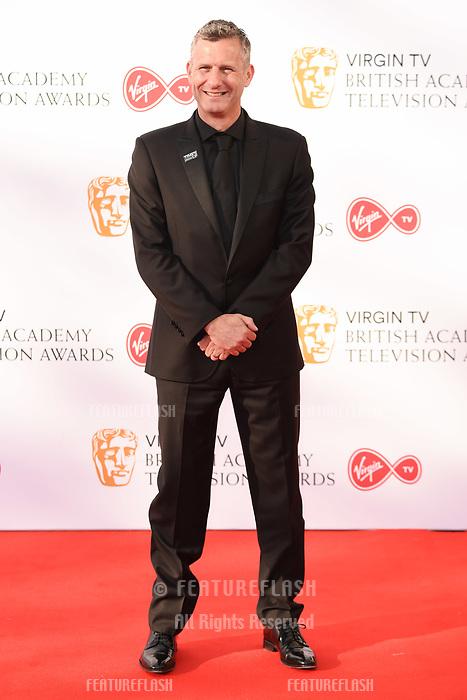 Adam Hills arriving for the BAFTA TV Awards 2018 at the Royal Festival Hall, London, UK. <br /> 13 May  2018<br /> Picture: Steve Vas/Featureflash/SilverHub 0208 004 5359 sales@silverhubmedia.com