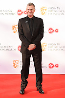 Adam Hills arriving for the BAFTA TV Awards 2018 at the Royal Festival Hall, London, UK. <br /> 13 May  2018<br /> Picture: Steve Vas/Featureflash/SilverHub 0208 004 5359 sales@silverhubmedia.com