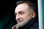 Huddersfield Town v Sheffield Wednesday, 16.10.16<br /> <br /> Picture Shaun Flannery<br /> EFL Sky Bet Championship<br /> <br /> Carlos Carvalhal<br /> Sheffield Wednesday Manager