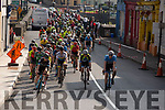 Rás Mumhan cycling in Killorglin on Easter Monday.