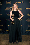 LOS ANGELES - APR 29: Ania O'Hare at The 43rd Daytime Creative Arts Emmy Awards, Westin Bonaventure Hotel on April 29, 2016 in Los Angeles, CA