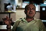 """Giovanni Impastato, Peppino's brother: """"the only way to reduce the power of the mafia is to take away their property. For them, freedom is not important, the only thing that counts is to maintain the ability to continue administrating their properties, even if from the inside of a prison."""" For 18 years he has fought together with his mother Felicia to obtain the truth about his brother's assassination. / Giovanni Impastato, il fratello di Peppino: """"l'unica maniera di annullare il potere mafioso è quella di togliergli i propri beni. Per loro la libertà non conta, conta solo la possibilità di continuare ad amministrare i propri beni, anche se dall'interno di un carcere"""". Per 18 anni ha combattutto insieme alla madre Felicia per ottenere la verità sull'assassinio del fratello."""