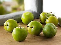 British fruit  - Greengage